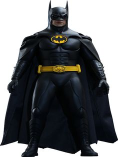 Batman Yellow Stripes Costume Jacket | Top Celebs Jackets