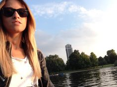 Serpentine Lake adventure-Hyde park