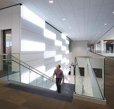 Cedar Rapids Public Library - Downtown - OPN Architects