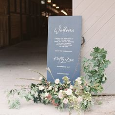 One of my favorite aspects of this wedding is the signage. From a welcome message to milestones of Kelly + Zac's journey together and large… April Wedding Colors, Spring Wedding Flowers, Floral Wedding, Ikebana, Spring Wedding Inspiration, Wedding Ideas, Wedding Themes, Wedding Details, Diy Wedding