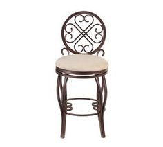 Lily Swivel Stool