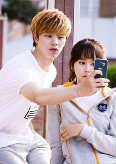 Find images and videos about love, kdrama and school 2015 on We Heart It - the app to get lost in what you love. Sungjae And Joy, Sungjae Btob, K Drama, Drama Fever, Yongin, Who Are You School 2015, Goblin Korean Drama, Best Kdrama, Kim Sohyun