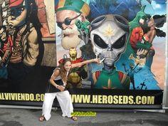 koOlibri Stand Khalada Comics EXPOGROW 2012... #w33daddict #HeroSeeds #KhaladaCómics