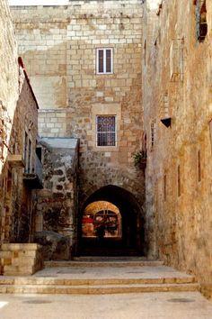 Jerusalem- The old city