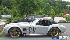 AC Cobra 427 Coupe 4