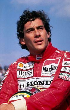 Aytron Senna (1960-1994)
