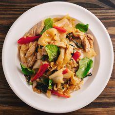 Pad Kee Mao (Drunken Noodles) - Marion's Kitchen
