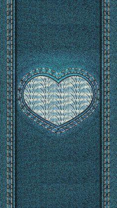 Lock screen Denim Wallpaper, Flowery Wallpaper, Heart Wallpaper, Locked Wallpaper, Cellphone Wallpaper, Colorful Wallpaper, Screen Wallpaper, Mobile Wallpaper, Iphone Wallpaper
