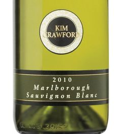 Top white wines scoring 96 or better | Kim Crawford Sauvignon Blanc 2010 Wine Review