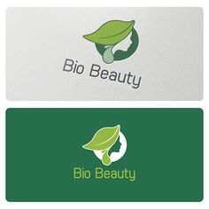 Logo suitable for bio cosmetics businesses, cosmetic company, spa, beauty center, wellness center, dermatology and many others.