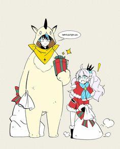 Lu and ciel (elsword)