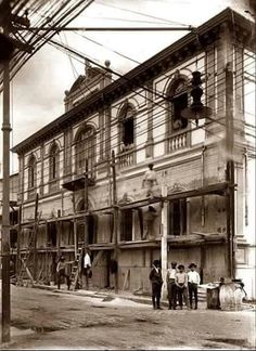 1916 Escuela Normal de Heredia