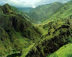 Hells Canyon in Idaho. Deepest gorge in North America