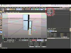 Basic Cinema 4D tutorials Part 4 Building Hierarchies and Adding - YouTube