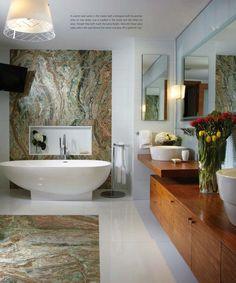 Miami Home U0026 Decor   Master Bathroom Modern Interior Design, Contemporary  Bathroom Designs, Modern