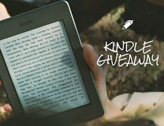 Win a Fully Loaded Kindle Paperwhite!