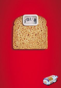 #Cool bread advertisement.