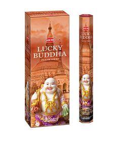 Bețișoare parfumate HEM - Lucky Buddha Hand Roll, Incense Sticks, Buddha, Web Design, Handmade, Inspiration, Strong, Bright, India