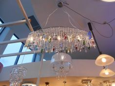 lighting Lighting Showroom, Lighting Design, Chandelier, Ceiling Lights, Display, Entertaining, Unique, Home Decor, Light Design