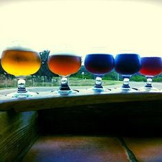 Brews from Middleton Brewing Co. #middletonbrewing #wimberly #hillcountry