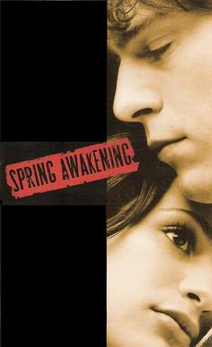 Spring Awakening: Yup, I saw Lea Michele on Broadway, 2nd row (!), back in the day.