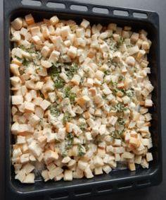 Nejlepší karlovarský knedlík Macaroni And Cheese, Vegetables, Ethnic Recipes, Yummy Food, Mac And Cheese, Vegetable Recipes, Veggies