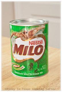 Pinay In Texas Cooking Corner: Milo Drinks: Dinosaur, Godzilla and NesLo Milo Drink, Bad Room Ideas, Aussie Food, Godzilla, Retro, Snack Recipes, Food And Drink, Baking, Drinks