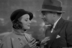 We Had Faces Then — wehadfacesthen: Greta Garbo and Herbert Marshall... Classic Hollywood, Old Hollywood, Herbert Marshall, The Painted Veil, Ava Gardner, Alfred Hitchcock, Classic Films, Brigitte Bardot, Marilyn Monroe