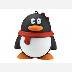 I'd totally buy this! Computer Supplies, Hub Usb, Take My Money, Geek Stuff, Fun Stuff, Tech Gadgets, Nifty, Penguins, Cute Animals