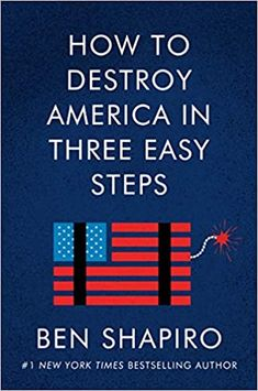 Buy How to Destroy America in Three Easy Steps by Ben Shapiro and Read this Book on Kobo's Free Apps. Discover Kobo's Vast Collection of Ebooks and Audiobooks Today - Over 4 Million Titles! Reading Online, Books Online, Hunger Games Novel, Good Books, Books To Read, San Fernando Cadiz, Ben Shapiro, Kindle App, Free Ebooks
