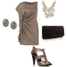 IF I had good legs and good arms I would wear this in a heartbeat!  So beautiful and classy!