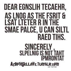 Funny Spelling.  #spelling #funny