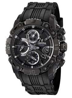 Festina Chrono Bike Black Limited Edition 2011 Watch AWESOME!!!!