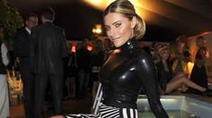 Image result for sophia thomalla latex