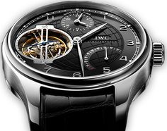 IWC Schaffhausen | Fine Timepieces From Switzerland | Collection | Portuguese Sidérale Scafusia