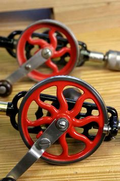 guide to vintage eggbeater hand drills