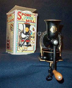 Spong - The Best Coffee Grinder You Don't Know About Antique Coffee Grinder, Best Coffee Grinder, Coffee Grinders, Best Espresso, Espresso Coffee, Coffee Latte, Coffee Club, Coffee Shop, Coffee Time