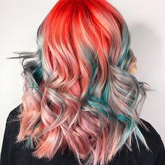FIRE & ICE ✨  @samihairmagic