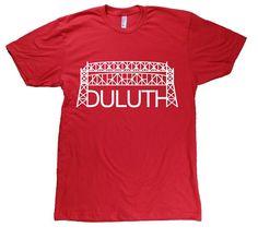 Duluth Minnesota T-Shirt – Minnesota Awesome