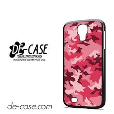 Pink-Camouflage-DEAL-8649-Samsung-Phonecase-Cover-For-Samsung-Galaxy-S4-/-S4-Mini