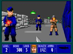 Happy 25th anniversary to Wolfenstein 3D I still enjoy this game and the entire series