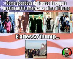 Lo stile #Donald #Trump. #Vignetta e #Vignette, #immagini #divertenti in #italiano e #italiane.
