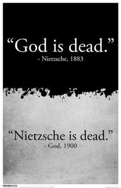 God Is Dead Quote Collection god is dead nietzsche is dead picture quotes God Is Dead Quote. Here is God Is Dead Quote Collection for you. God Is Dead Quote top 32 gods not dead love quotes famous quotes sayings. God Is Dead. Friedrich Nietzsche, Nietzsche Citations, Nietzsche Quotes, Funny Quotes For Teens, Funny Quotes About Life, Quotes About God, Funny Sayings, Faith Quotes, Words Quotes