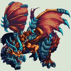 Dragon Boss by Cyangmou