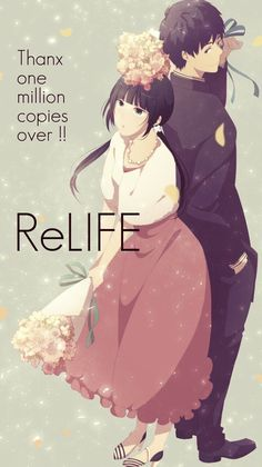 Relife Anime, Anime Art, Film D, Sasuhina, Couple Illustration, Manga Couple, I Love Anime, Anime Ships, Anime Couples