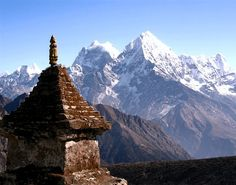himalayan mountains pictures | ... Nepal photos. Pictures from the Himalayan mountains near Mount Everest
