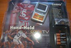 casio tv 970 manual