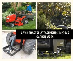 Lawn Tractor Attachments Improve Garden Work Simple Raised Vegetable Garden Bed Ideas 2019 - Far Garden Edging, Garden Beds, Lawn And Garden, Mint Garden, Garden Farm, Garden Tractor Attachments, Zen Garden Design, Floating Deck, Miniature