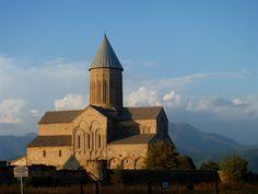 Alaverdy monastery, Kakheti.