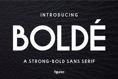 BOLDE - a strong-bol